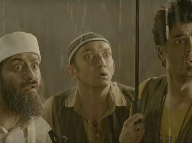 Tere Bin Laden - Dead or Alive is a sequel to 2010 film Tere Bin Laden. (YouTube)