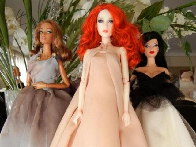 Paris,Barbie Exhibition,Barbie