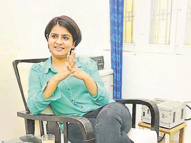 Twenty-nine-year-old Anshulika Dubey's name figures in the finance and venture capital segment.