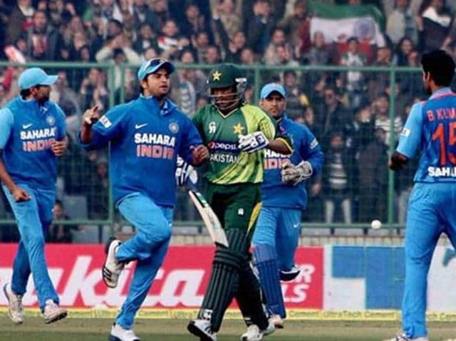 India face Pakistan at least twice in the next three weeks. One will be in the Asia Cup.