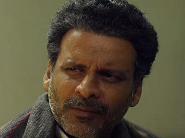 Manoj Bajpayee plays Professor Siras in Hansal Mehta's Aligarh.