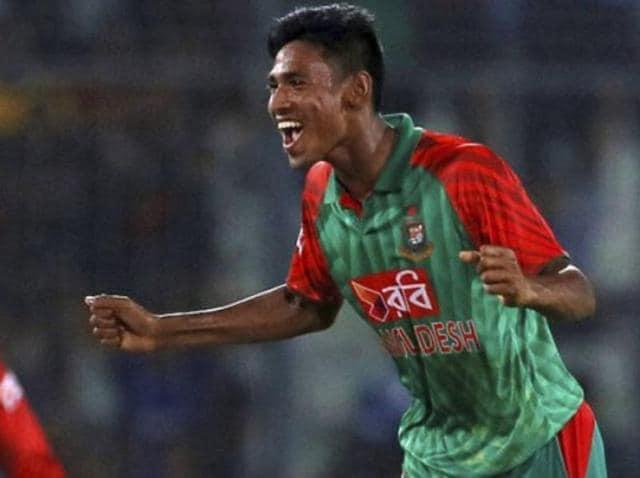 Asia Cup 2016,Mustafizur Rahman,Bangladesh