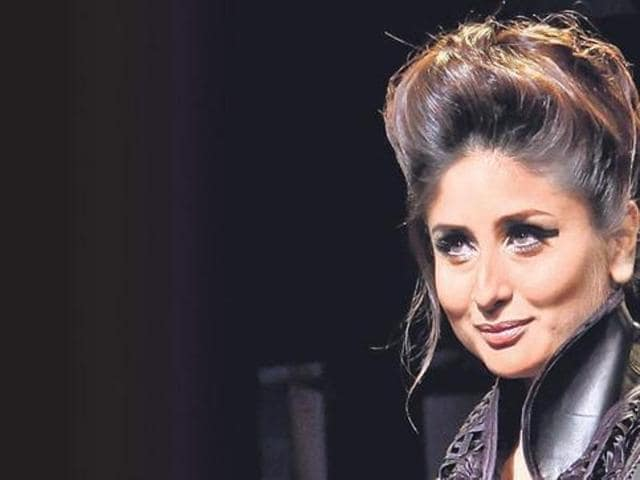 Kareena said she used to spend all her pocket money on ice creams.  (HT)