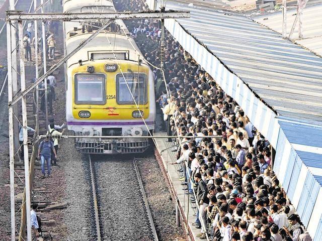 Rail Budget,Suresh Prabhu,Mumbai