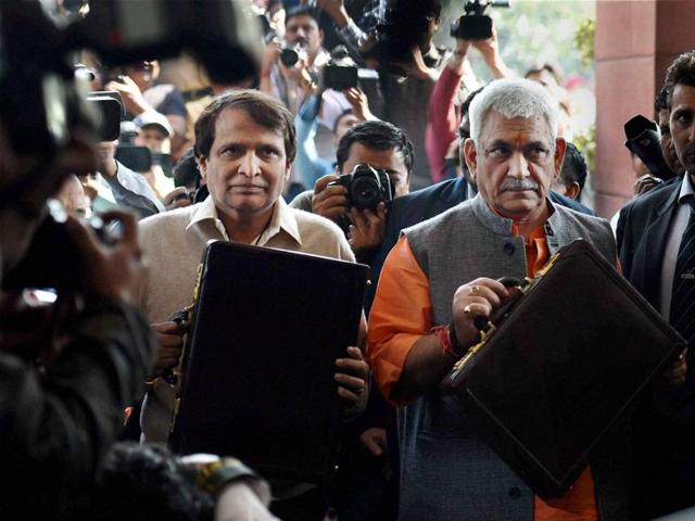 Presenting his second consecutive budget, Rail minister Suresh Prabhu said on Thursday that starting next financial year, the railways will use the latest drone and geo spatial-based satellite technology for remotely reviewing progress across major projects