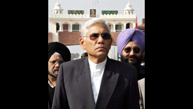 Former Comptroller and Auditor General of India, Vinod Rai.