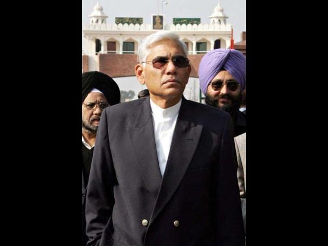Former CAG Vinod Rai