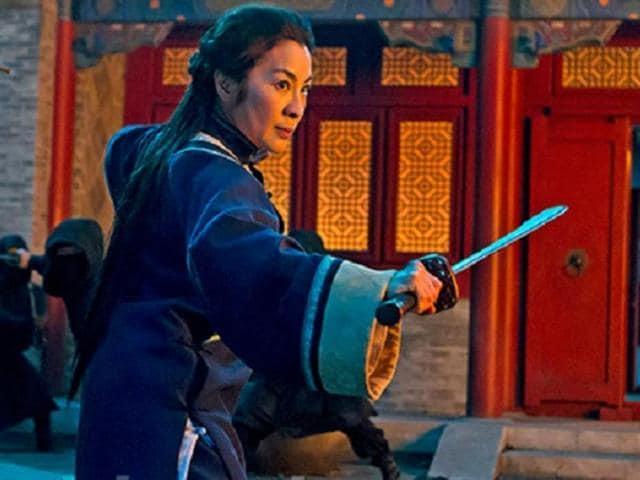 crouching tiger hidden dragon sword of destiny full movie english version
