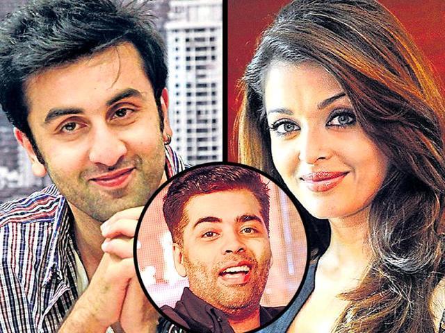 Aishwarya Rai Bachchan and Ranbir Kapoor star in Karan Johar's Ae Dil Hai Mushkil.