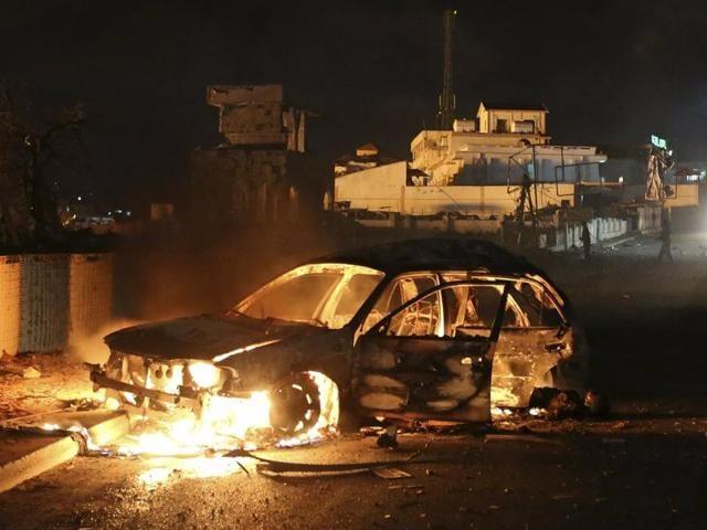 Somalia,Mohamed Hussein,Islamic extremist group al-Shabab