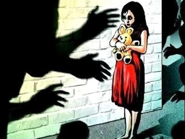 The accused raped the 15-year-old girl when she was alone at home on Friday.