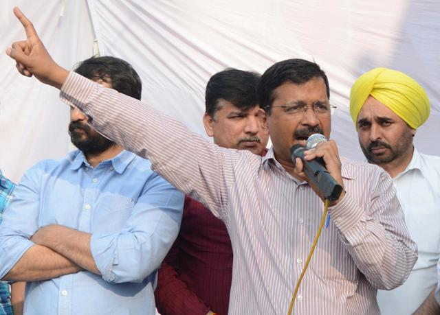 Delhi chief minister Arvind Kejriwal kick-started his 5-day tour to Punjab, which goes to polls next year, on Thursday and has been touring parts of the state to campaign for his Aam Aadmi Party.