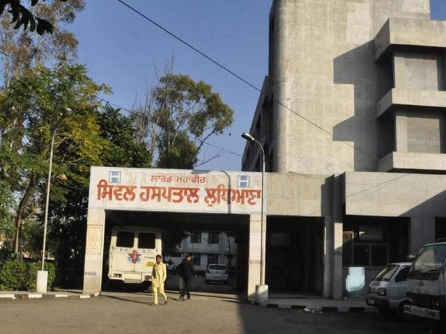 Ludhiana civil hospital,anti-rabies vaccine,dog bite