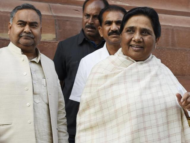 The BSP will play up the 'Mahisasur martyrdom' issue to galvanise Dalits in the state going to the polls next year with party chief Mayawati setting the tone by attacking Union minister Smriti Irani for allegedly insulting lower castes