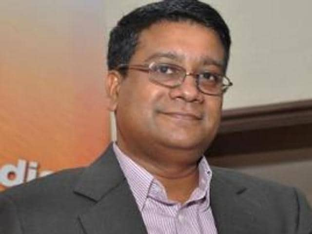 A file photo of Kaneswaran Avili. The former CCO of SpiceJet is coming back with a new commercial venture.