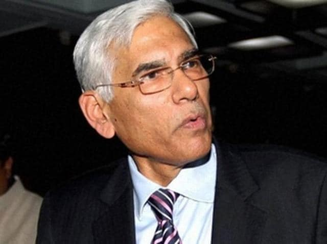 Former Comptroller and Auditor General Vinod Rai