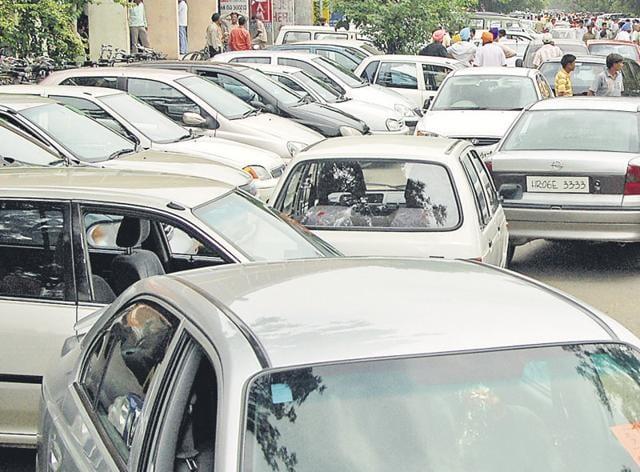 car-free day,chandigarh car free,pollution