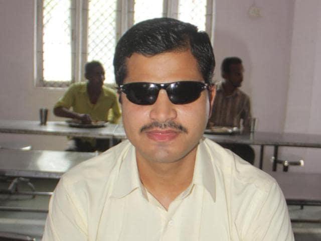 visually impaired radio jockeys