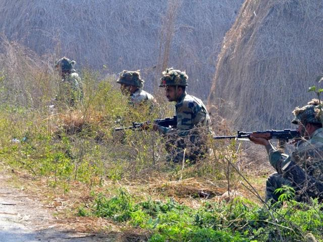 Punjab had witnessed terror attacks in Pathankot and Gurdaspur in the recent past where militants had disguised themselves in the army fatigues.