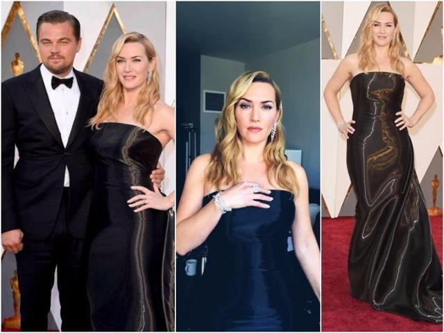 Actor Kate Winslet's Ralph Lauren number  was a miss at the Red Carpet at Oscars  2016. Here are a few who aced their look and those who missed it terribly.