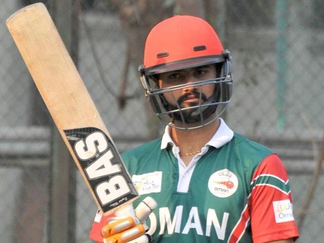Born in Ludhiana, before shifting to Oman back in 2003, Jatinder Singh, a middle-order batsman, is a vital cog in the Oman side.