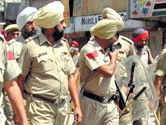 Punjab Police Services,PPS,Minor reshuffle