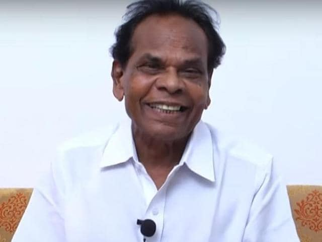 Known for his comic roles, Kumarimuthu starred in nearly 50 films in his career spanning over three-decades.