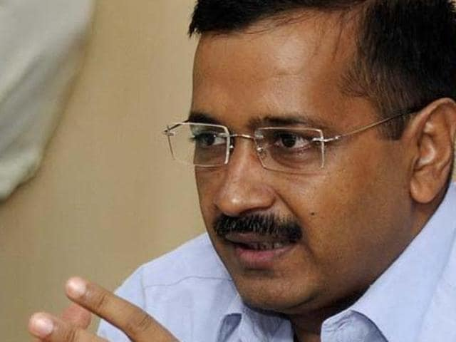 """When questioned on the attack on him in Ludhiana, Kejriwal replied, """"Why are you asking me? Ask the Badals."""""""