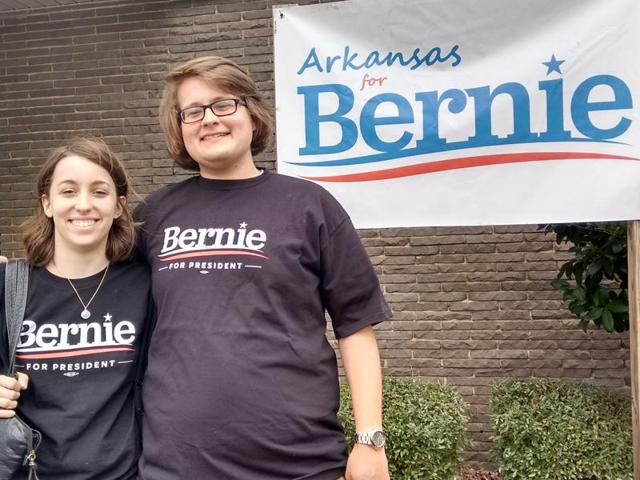 bernie sanders chances slim but still a hit with young supporters