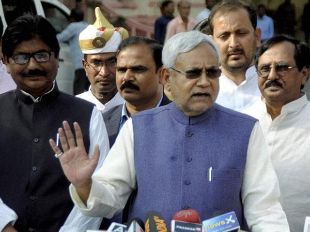 Nitish Kumar,JNU row,JNU sedition charges