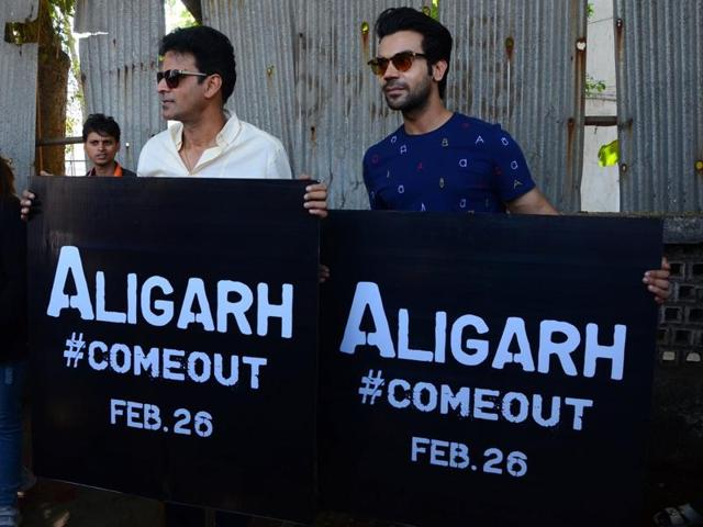 Aligarh,Not banned,LGBT groups