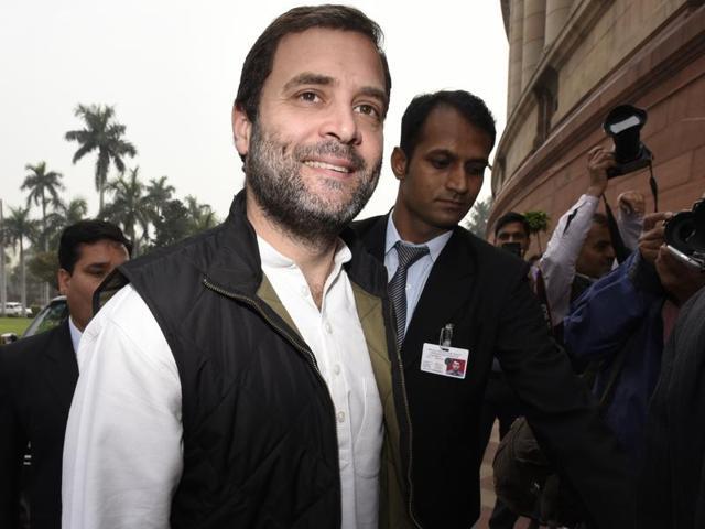 Union Budget 2017-17,Finance minister Arun Jaitley,Congress vice-president Rahul Gandhi