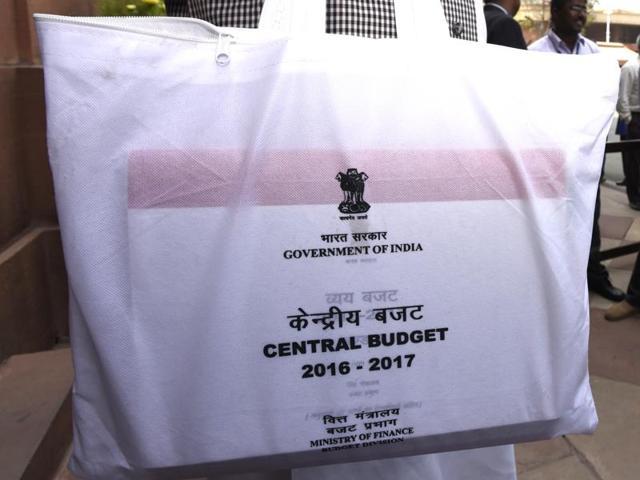 Union budget,Union Budget 2016,Budget copy