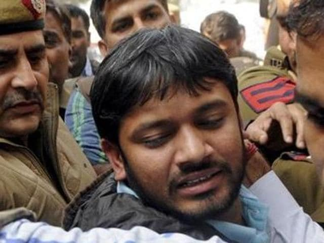 "Kanhaiya Kumar has been at the centre of a storm since the controversial February 9 event at JNU where ""anti-national"" slogans were allegedly raised."