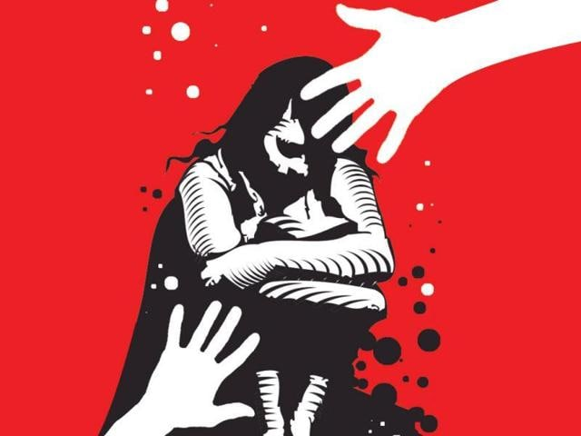 The girl alleged that she was dragged to a room by five people when she was returning home after writing her examinations.
