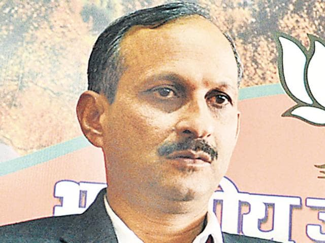"""Himachal Bharatiya Janata Party (BJP) chief Satpal Singh Satti treaded cautiously on the controversy over India-Pakistan World T20 match slated for March 19 at Dharamshala, as he ducked queries on the issue stating that """"matter was beyond party's jurisdiction""""."""
