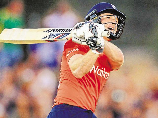 England's Eoin Morgan is one of the many contemporary players to have played in the Dhaka Premier League.
