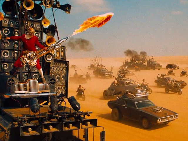 Mad Max is returning to Indian theatres following Oscar success