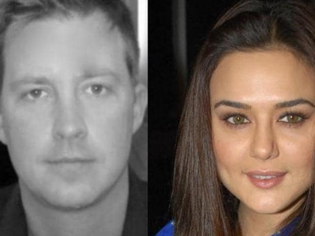 Preity Zinta married long-time boyfriend Gene Goodenough in a private ceremony in LA.