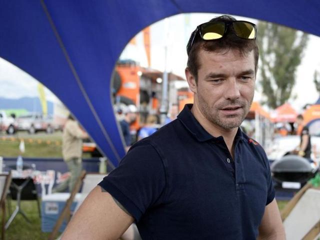 WRC legend Sebastien Loeb joins Peugeot World Rallycross team