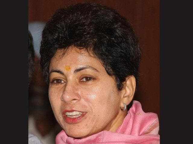 "Raising the issue during Zero Hour in Rajya Sabha, Selja said there was ""jungle raj"" in Haryana and the government has been a ""mute spectator"" to the large-scale violence during the Jat  agitation."