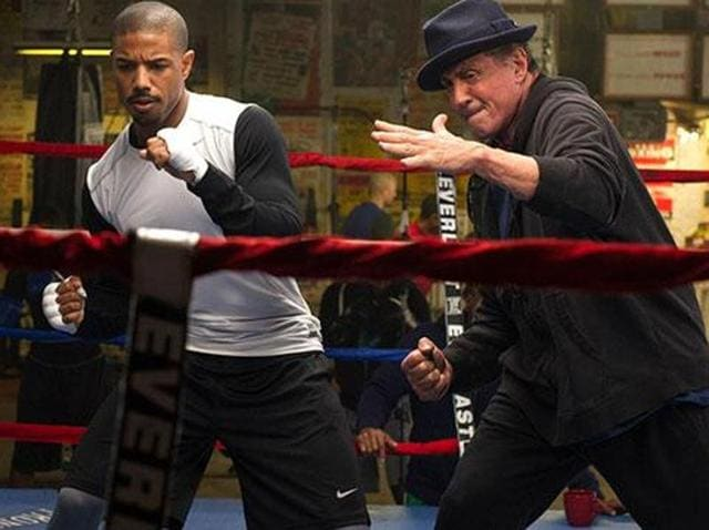"""Never give in, never give out, never give up,"" Sylvester Stallone responds to Oscar snub."