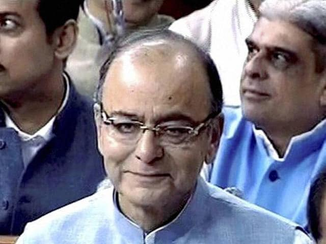 Finance minister Arun Jaitley has shown his preference for maintaining macroeconomic stability and establishing the government's credentials for fiscal prudence
