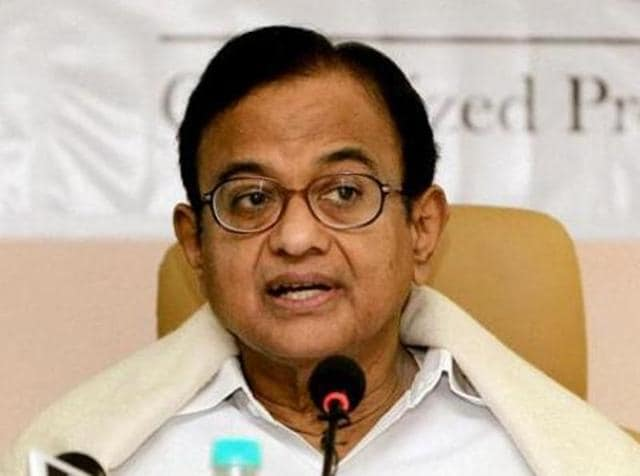 The Shiv Sena on Tuesday said that a sedition charge should be filed against former union home minister P Chidambaram for allegedly making changes in an affidavit, which originally described Ishrat Jahan and her slain aides as LeT operatives.