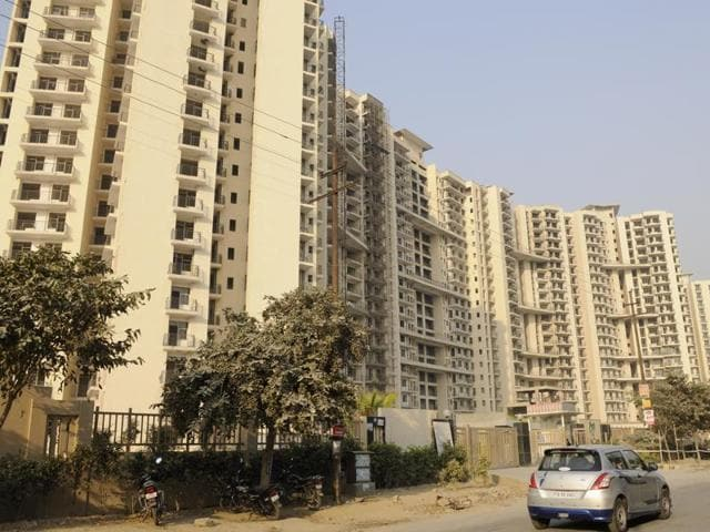 Homebuyers in the twin cities of Noida and Greater Noida will not benefit from the Union government's new rule on tax rebate on home loan EMIs because of delayed projects.