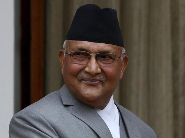 Nepal to sign petro deal with China during PM Oli's visit