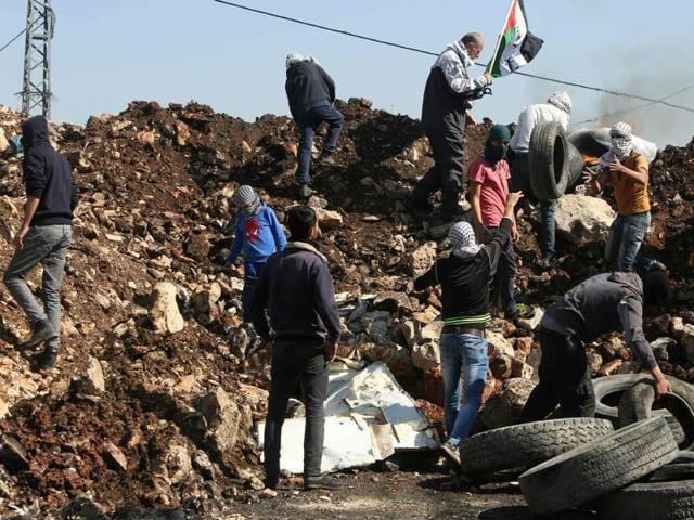 Israel,Palestinians,West Bank