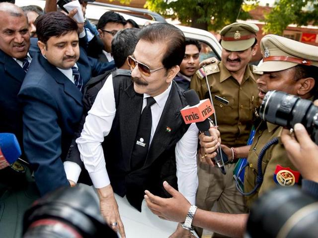 Sahara has been struggling financially since the Supreme Court ordered it in 2014 to repay investors in a 2008-11 Sahara time deposit plan that it declared was illegal. Founder Subrata Roy has been in jail for the past 22 months for not complying with the Court's order.