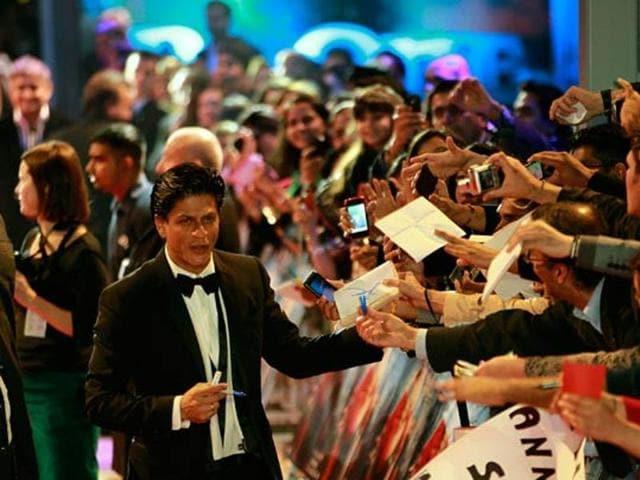 Shah Rukh Khan will be seen in a double role in Fan. (YouTube)