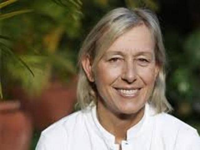 Tennis legend Martina Navratilova attracted a barrage of criticism on social media when she shared an article on sedition in India on her Twitter account.